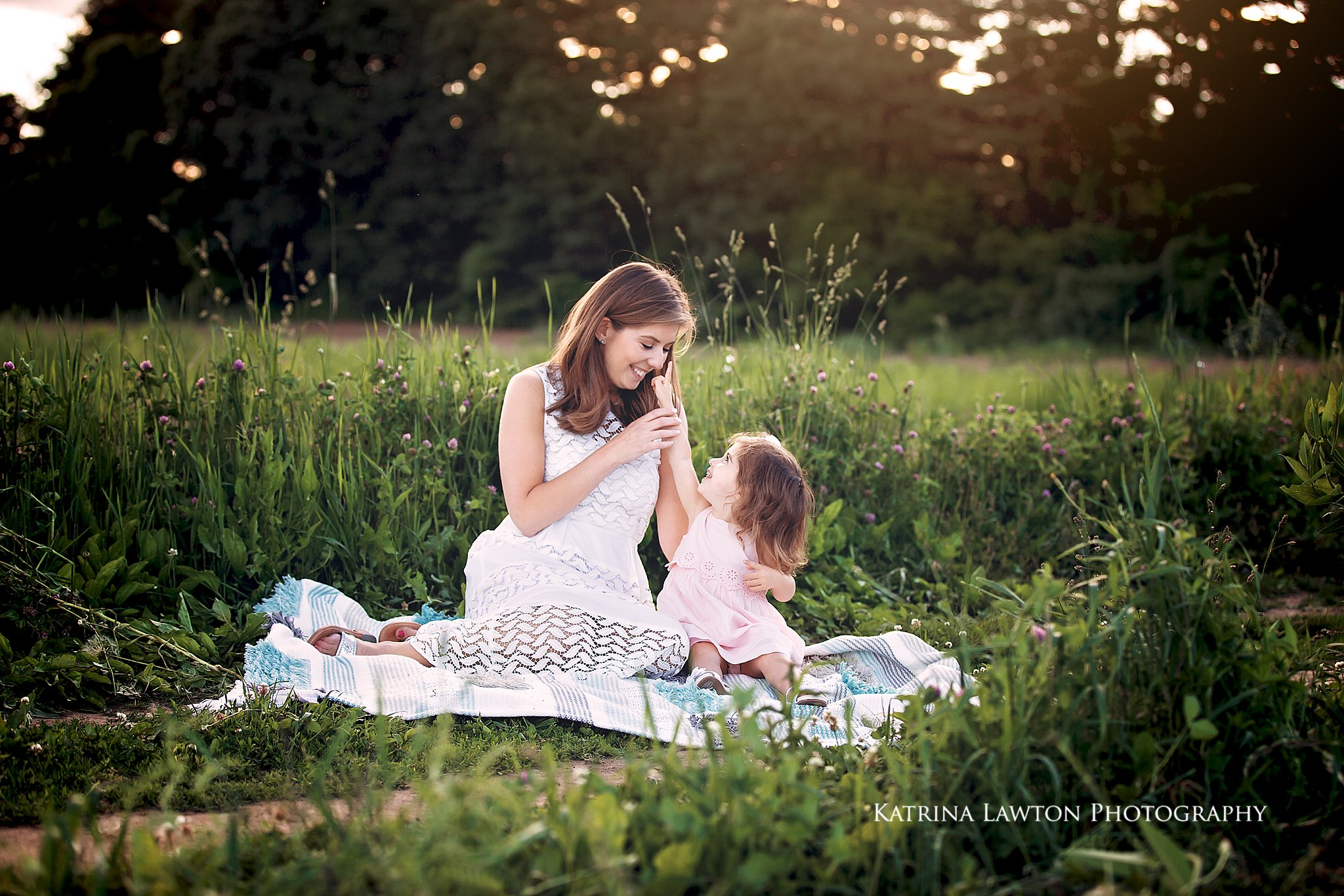 Summer Family Session, Massachusetts Photographer, Katrina Lawton Photography